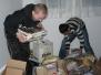 Wolontariusze ŚHP zbierają makulaturę